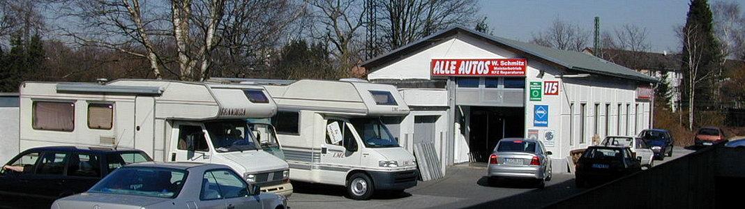 Alle Autos Leverkusen
